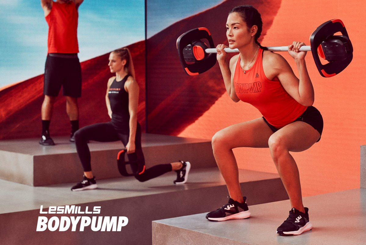 BODY PUMP Les Mills