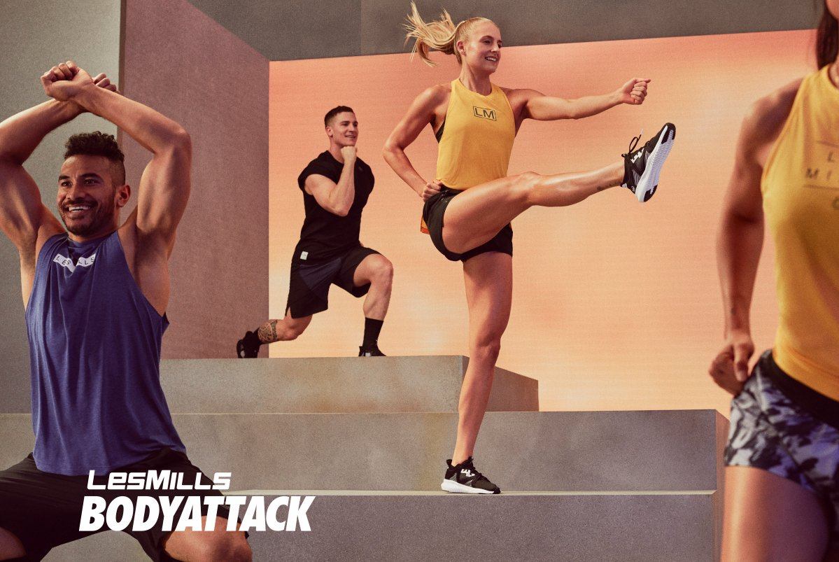 BODY ATTACK Les Mills